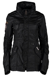 Khujo Cosma Light Jacket Black