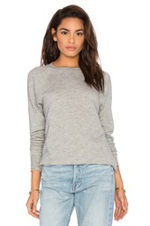 Frame Denim Le Sport Sweatshirt Gray