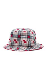 Publish Nicolo Reversible Bucket Hat Red