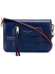 Marc Jacobs Medium 'Madison' Shoulder Bag Blue