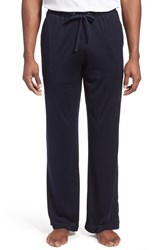 Men's Daniel Buchler Yarn Dye Silk And Cotton Lounge Pants