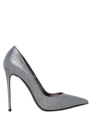 Le Silla 110Mm Glittered Leather Pumps