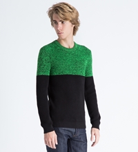 Surface To Air Green Black Fluo Jumper