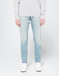 Ami Alexandre Mattiussi Fit Jeans Light Blue