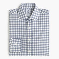 Cordingstm For J.Crew Shirt In Twill Gingham Seascape