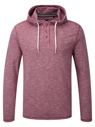 Tog 24 Brid Plain Crew Neck Pull Over Overhead Red