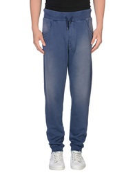 Bowery Casual Pants Dark Blue