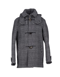 Harnold Brook Coats Grey