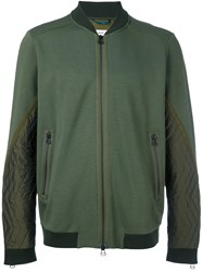 Oamc Lightweight Bomber Jacket Green