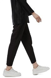 Women's Topshop Pleated Tapered Trousers