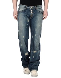 Frankie Morello Denim Denim Trousers Men