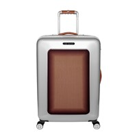 Ted Baker Bronze Herringbone Suitcase Medium