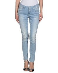 Cambio Denim Denim Trousers Women Blue
