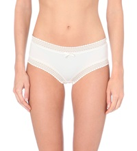 Princesse Tam Tam Beauty Boxer Briefs Blush White