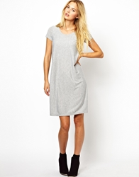 Vila T Shirt Dress With Low Scoop Back