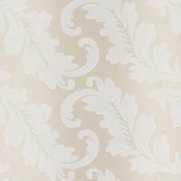 Designers Guild Alexandria Collection Ardassa Wallpaper P621 01 Linen