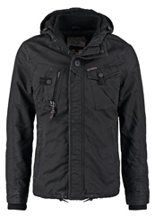 Khujo Franco Light Jacket Black