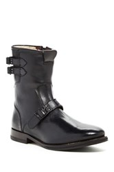 Ted Baker Decola Faux Fur Lined Zip Boot Black