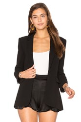 Elizabeth And James Blazer Black