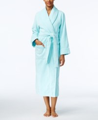 Charter Club Luxe Turkish Cotton Terry Robe Only At Macy's Soft Rain