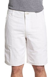 Men's Howe 'Switch Stance' Reversible Shorts Oyster Bar