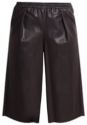 Roberto Collina Trousers Brown Dark Brown