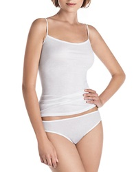 Hanro Lightweight Cotton Camisole White
