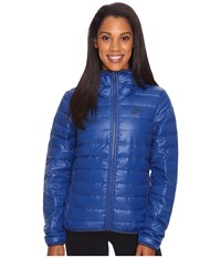 Nike Sportswear Down Fill Hooded Jacket Coastal Blue Coastal Blue Obsidian Women's Coat Coastal Blue Coastal Blue Obsidian