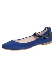 Cinti Ballet Pumps Bluette