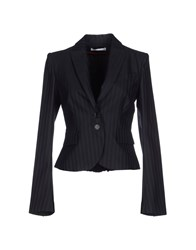 Laltramoda Suits And Jackets Blazers Women Black