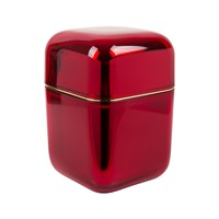 Kartell Oyster Candle Ad Red Naline