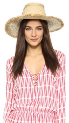 Indego Africa Woven Hat Natural