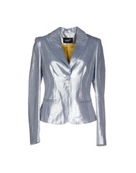 G.Sel Suits And Jackets Blazers Women Light Grey