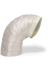 Rick Owens Silk Taffeta Hat Off White