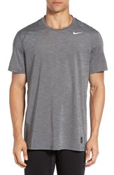 Nike Men's Fitted Dri Fit Training T Shirt