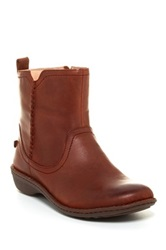 Ugg Neevah Genuine Sheepskin Lined Bootie Brown