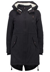 Noisy May Nmsky Parka Black