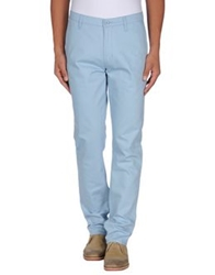Cheap Monday Casual Pants Sky Blue