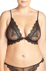 Only Hearts Club Plus Size Women's Only Hearts 'So Fine' Lace Bralette