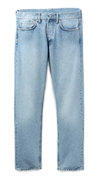Our Legacy Vintage Wash First Cut Jeans Blue