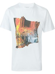 Soulland 'Arne' T Shirt White