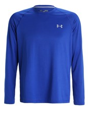Under Armour Long Sleeved Top Royal Steel Blue