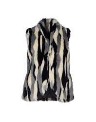 Soallure Coats And Jackets Faux Furs Women