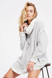 Fp Beach Womens Lazy Day Pullover