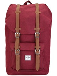 Herschel Supply Co. 'Cordura' Backpack Pink And Purple