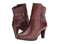 Walking Cradles Tacoma Tobacco Cashmere Stretch Women's Shoes Brown