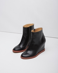 Maison Martin Margiela Wedge Ankle Boot Black