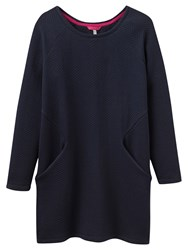 Joules Braxted Tunic Top Navy