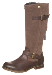 Tom Tailor Boots Brown