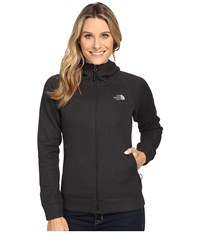 The North Face Crescent Raschel Hoodie Tnf Black Heather Women's Sweatshirt Gray